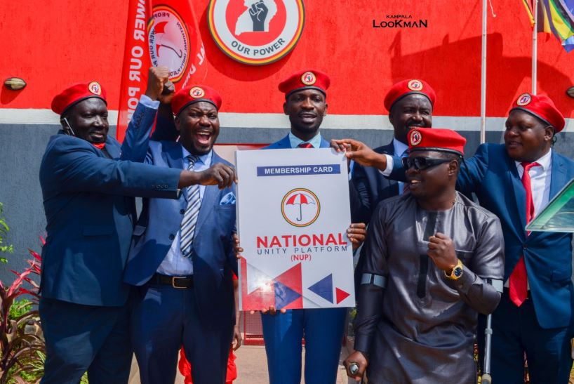 2021 Presidential Race Heats  Up As NRM MPs Defect To Bobi Wine's NUP