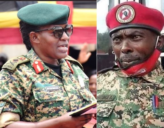 'UPDF Doesn't Support People Power'- Brig. Byekwaso