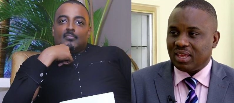 'Go And Contest In Rwanda!'- Opposition Supporters Tell Cedric Babu