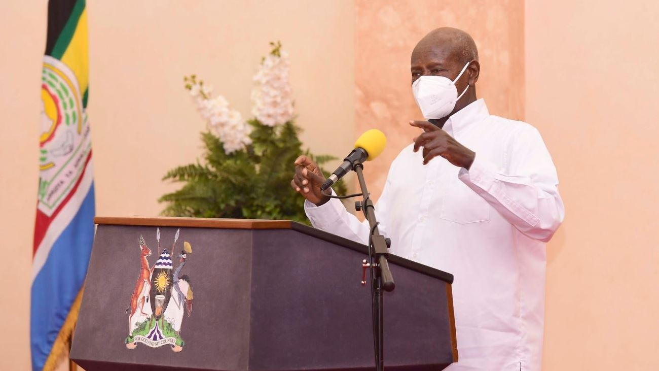 State House Refutes Rumours Of Museveni COVID-19 National Address