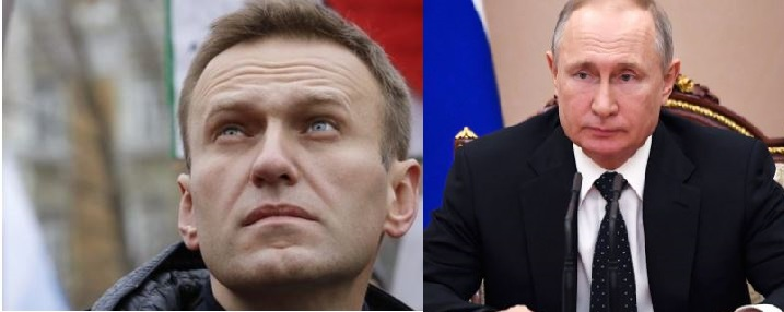 Putin's Critic Navalny Flown To Germany After Being Poisoned