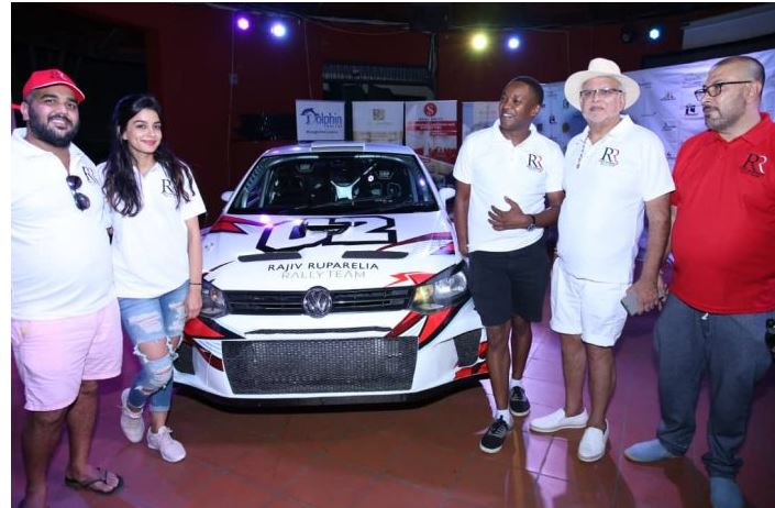 Tycoon Rajiv Speaks About His Passion For Motor Rally On Sanyu FM