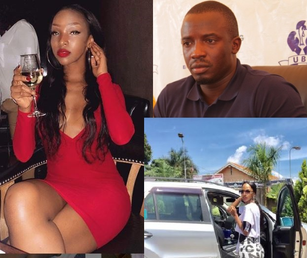 City Slay Queen Sheila Parker Too Tight With Boxing Spremo Muhangi