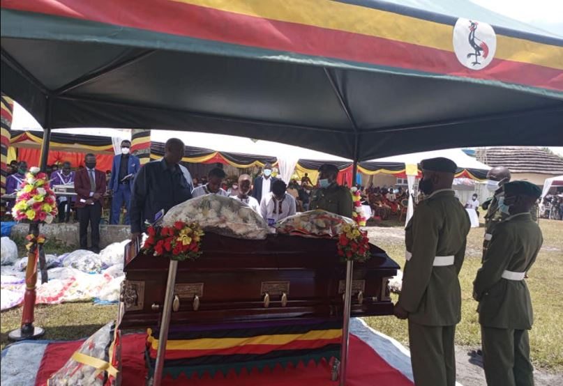 Gen. Salim Saleh Mourns Death Of His Wife, Begs For Second Acholi Bride