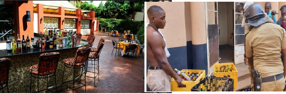 Bar Owners Beg President Museveni To Allow Them Reopen As They Count Losses Due To COVID Lockdown