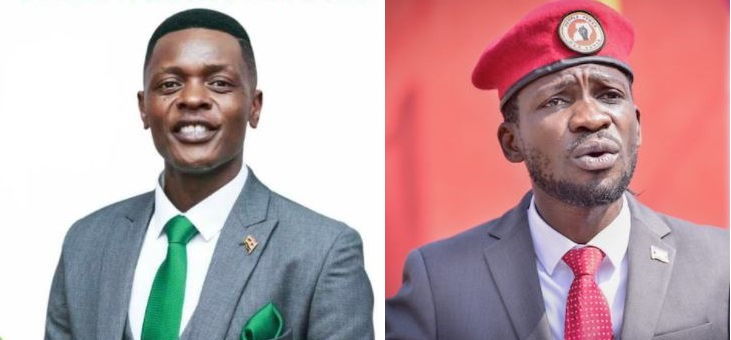 Chameleone, Hundreds Of NUP Aspirants File Petitions Over Vetting Process