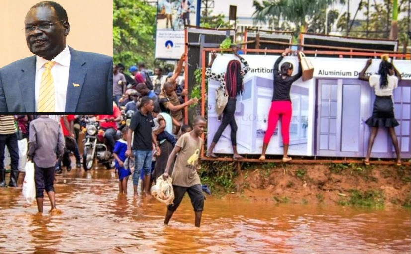 Disaster Ministry Seeks Shs66Bn For Relief And Relocation Of People In Flood-prone Areas