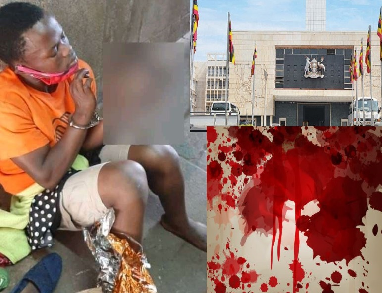 Man Arrested With Head At Parliament, Says He Was Taking Speaker Kadaga's Gift