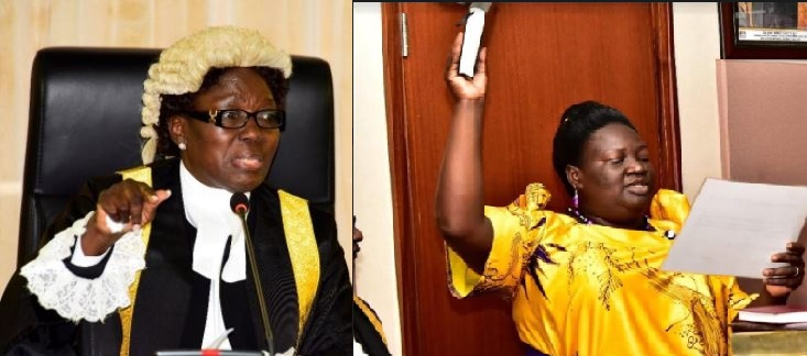 Speaker Kadaga Mourns Pallisa District Woman MP Faith Alupo