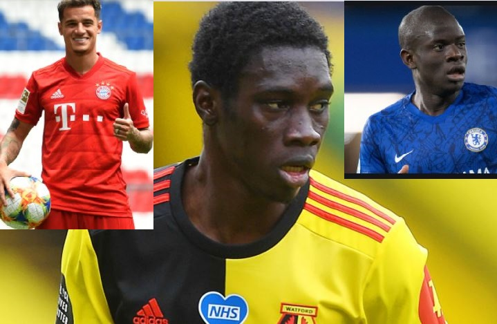 Manchester United Roots For Jadon Sancho, Ngolo Kante & Coutinho Before Transfer Window Closes