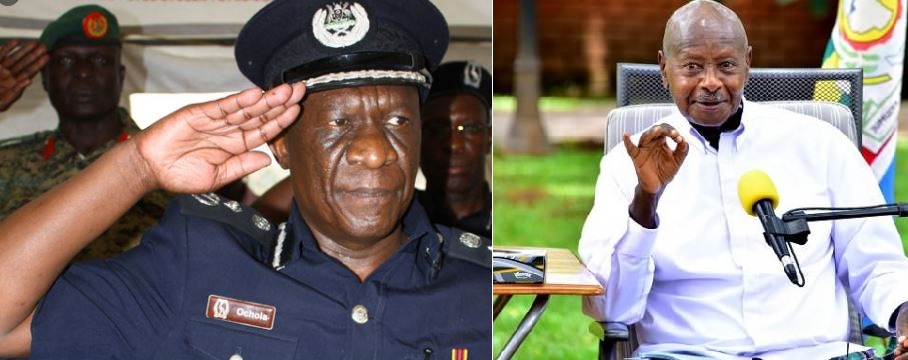 Museveni Directs IGP Ochola To Arrest Registrars Involved In Rigging During NRM Primaries