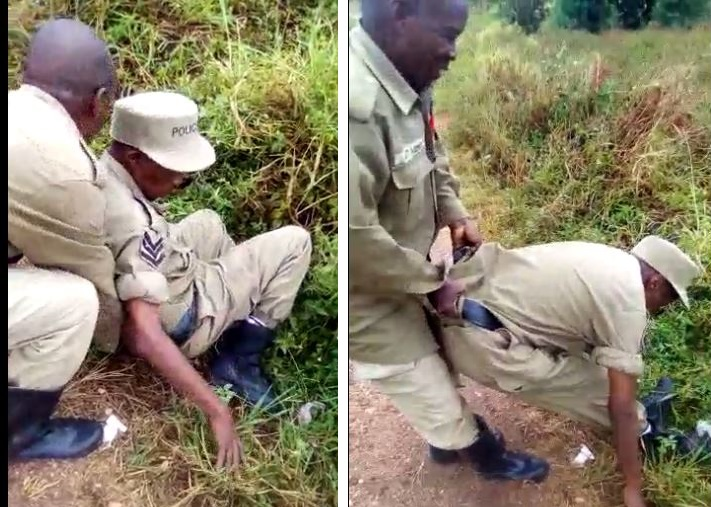 High Rate Of Drunkenness Amongst Police Officers Worries Ugandans