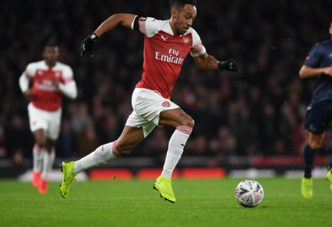 Losing Form: Arsenal Star Aubameyang 'Not Worried' As Goals Dry Up