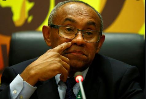 Tension As CAF Boss Ahmad Tests Positive For COVID-19