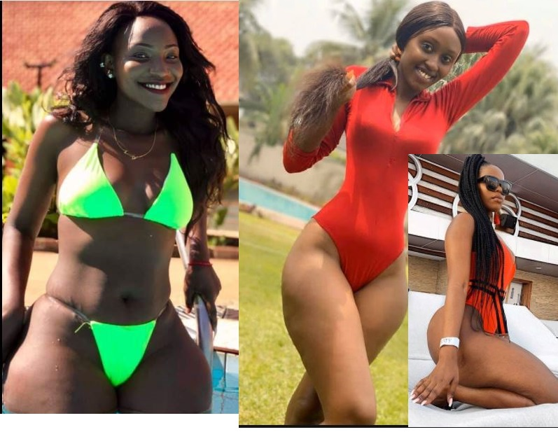 Optical Nutrition: Hottest Instagram Slay Queens On Bikini Unveiled