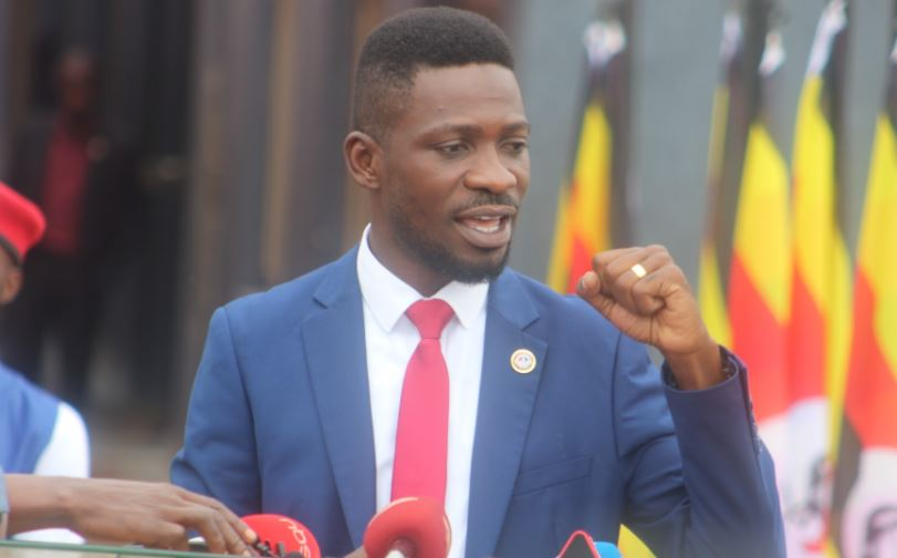 Breaking: E.C Clears Bobi Wine To Contest In 2021 Presidential Elections