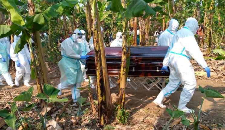 COVID-19 Deaths Rise To 82, 141 New Cases Registered