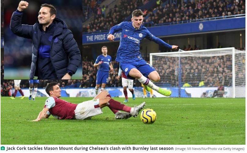 Chelsea Vs Burnley: Lampard To Unleash Attacking Trio As He Closes In On Premier League Return