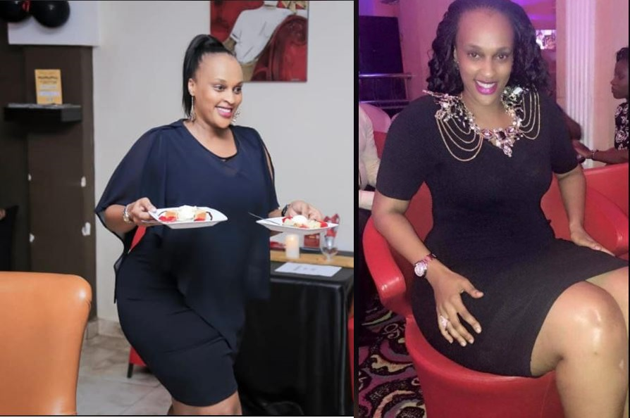 Jackie Rwivanga Proves She Doesn't Chop Any Sponsor's Money