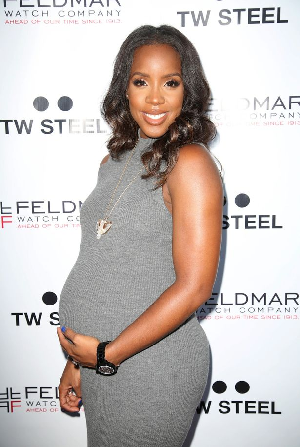RnB Singer Kelly Rowland Pregnant With Second Baby