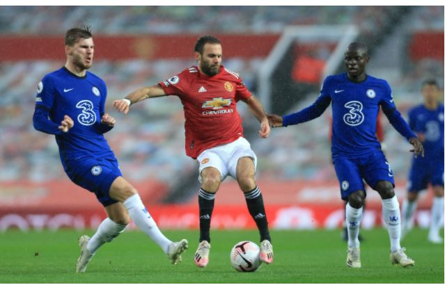 Stalemate: Manchester United 0-0 Chelsea