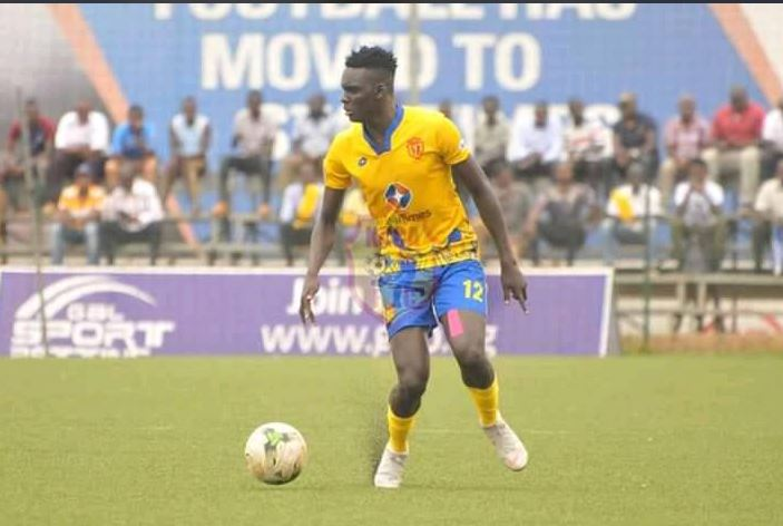Former KCCA Star Kizza Bids Farewell To Friends With Bonkfest After Joining Canadian Club