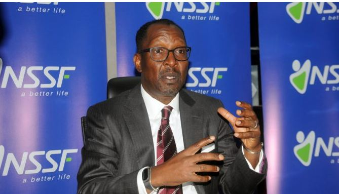 """NSSF Launches Agency Service Dubbed """"NSSF Kukyalo"""" To Boost Convenience For Members"""