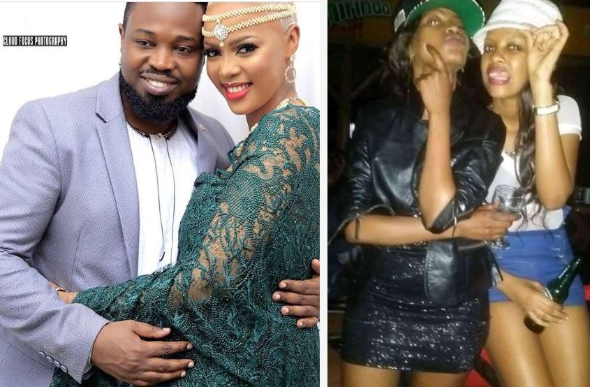 Sheebah refused to publicly congratulate Andre and Nina