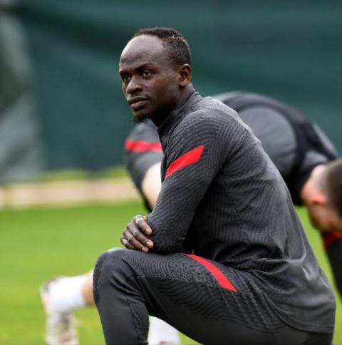 Sadio Mane Second Liverpool Player To Test Positive For COVID-19 After Thiago Alcantara