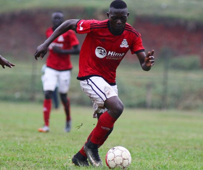 Soccer Ace Ssenfuka Quits Vipers For Greener Pastures