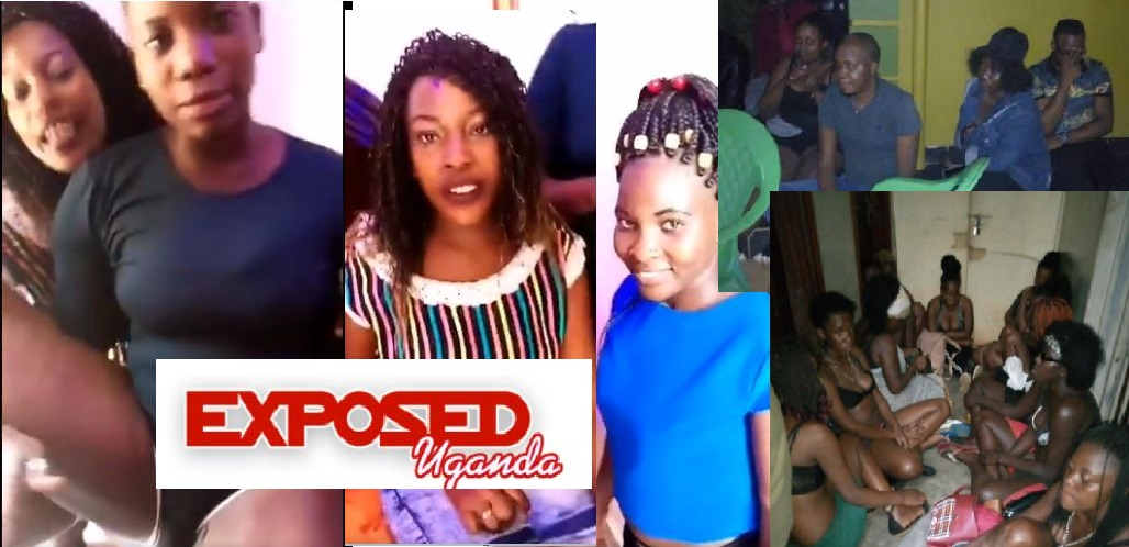 Police Reveal How Kireka Sex Party Was Organised