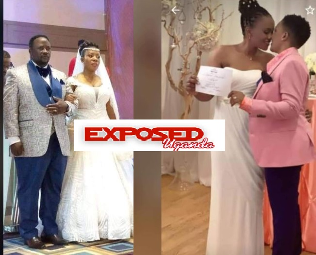 Julie Mutesasira Marries Fellow Woman After Ex-Hubby Weds Again