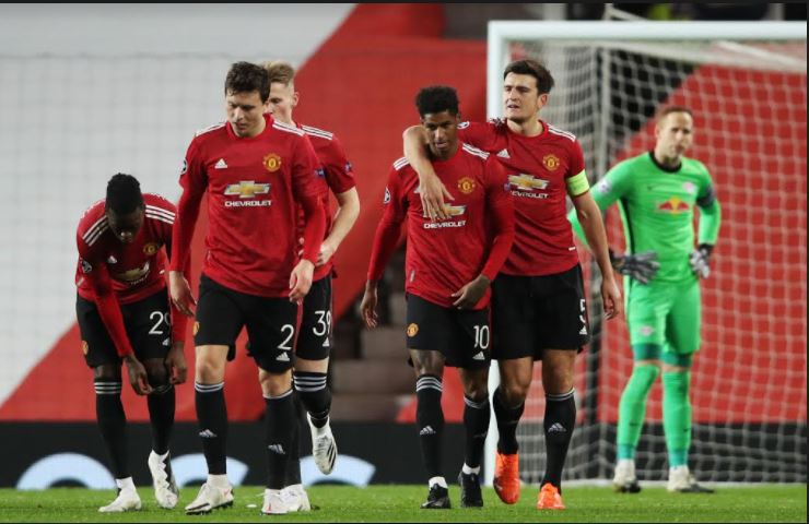 Champions League: Man Utd Scores Five At Home, Barca Beats Juventus Away In Italy