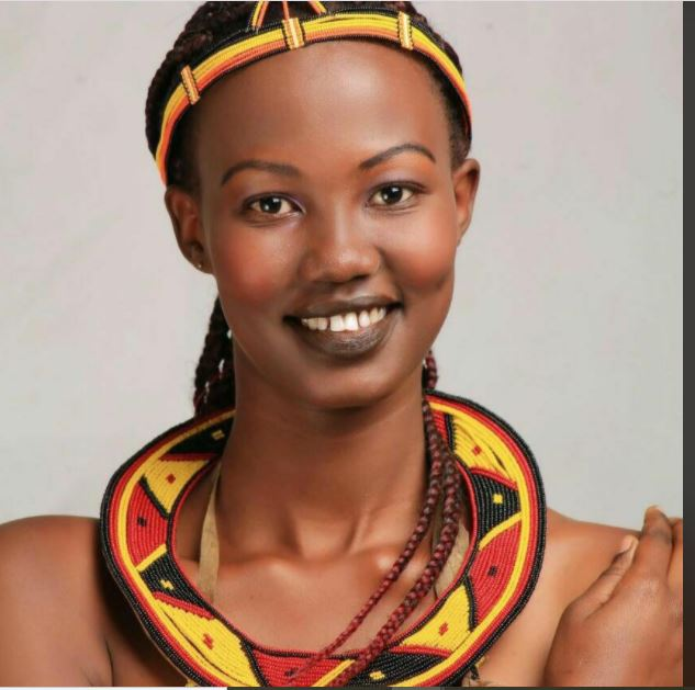 Sexy Model Aleper Crowned Miss Golden Africa 2020