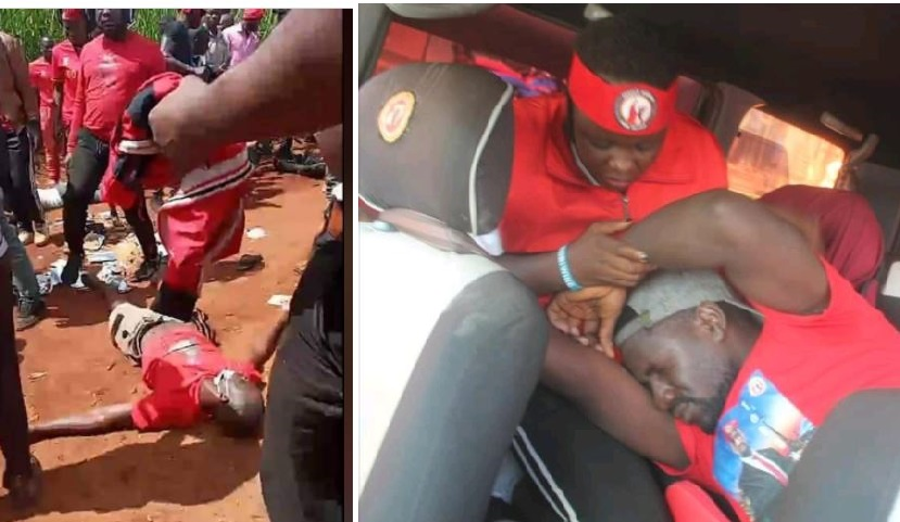 Bloody Monday As 4 Bobi Wine Supporters Get Knocked Dead During Presidential Rally