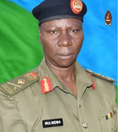UPDF Loses Another Senior Officer As Brig. Gen. Mulindwa Succumbs To COVID-19