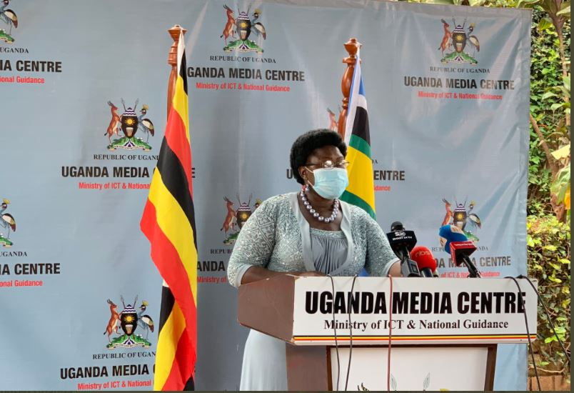 Uganda Registers 191 COVID-19 Deaths As Infection Rate Soars During Presidential Campaigns Period