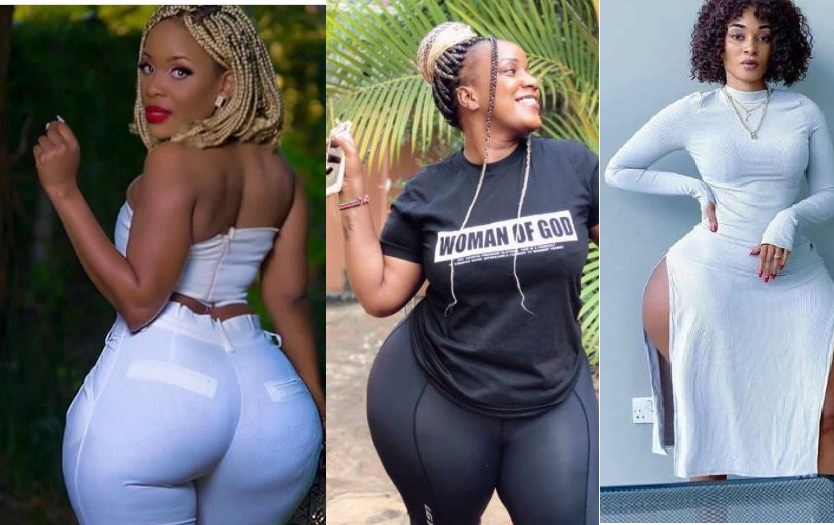 Booty Queens: Socialites Whose Curves Are So Hot They Ooze Passion