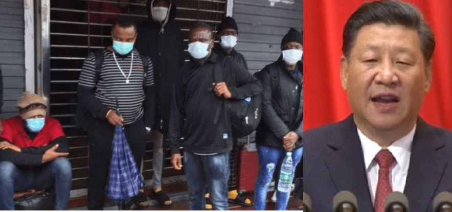 Go Away: Chinese Gov't Bans Nigerian Immigrants Due To COVID-19