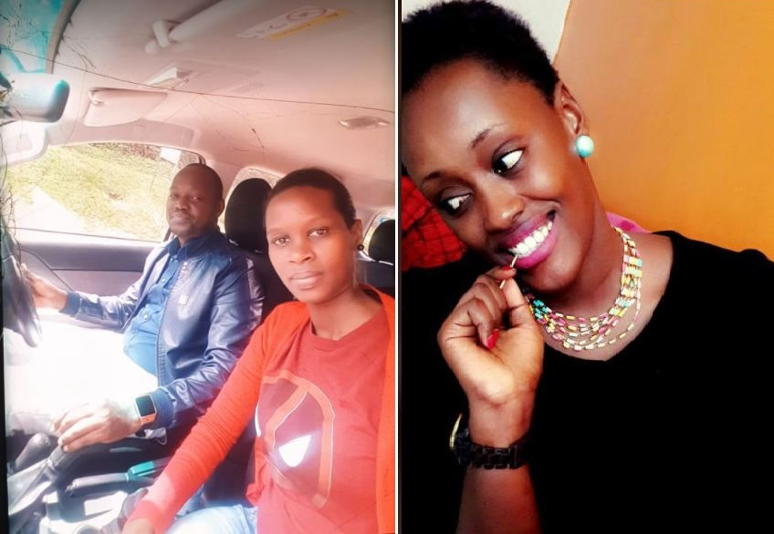 Former State House Aide Rwakanuma Smoked Out With Mystery Babe