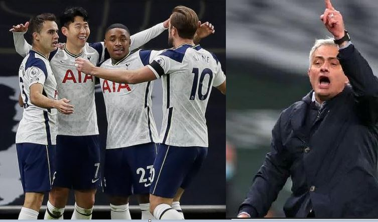 Premier League Review: Spurs Sink City To Top League Table As Liverpool Clinches Unbeaten Record