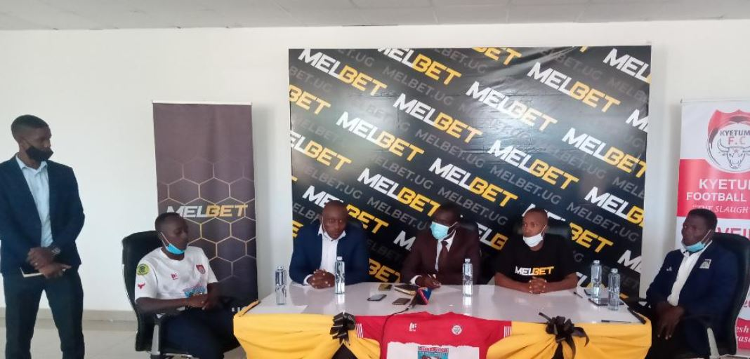 Big Boost: MelBet Takes On Kyetume FC In Multimillion Sponsorship Deal