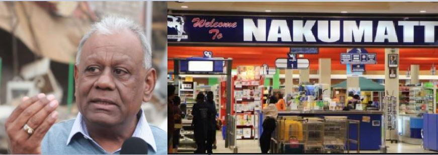 Bad Times: Nakumatt C.E.O Atul Shah Chokes On Debts, Property Worth Billions To Be Auctioned