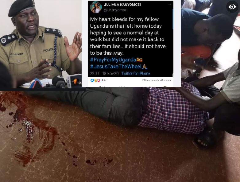 Police Speak Out On Why They Arrested Bobi Wine As Death Toll From 'Free Bobi' Riots Skyrockets