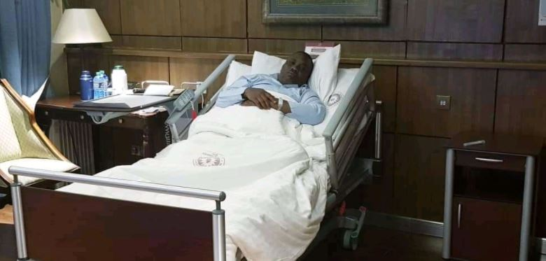 Lord Mayor Lukwago's Health Condition Improves