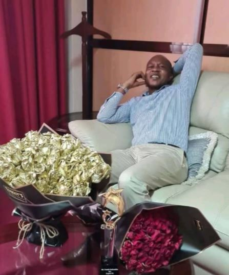 Bachelor  Gashumba Raises Dust After Giving Men Dating Tips