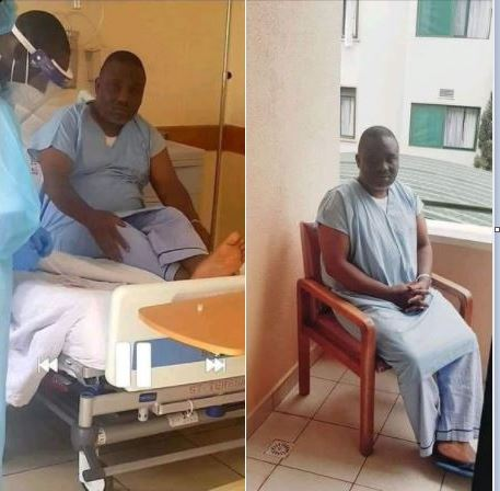 Lord Mayor Lukwago Undergoes Detoxification After Medics Suspect He Was Poisoned
