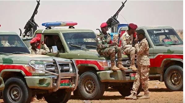 Ethiopian Forces Attack Sudanese Military During Patrol