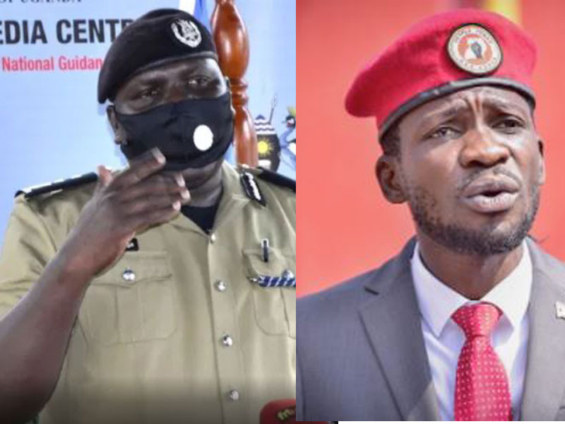 'Bobi Wine Plans to Kidnap Himself After Elections'-Police