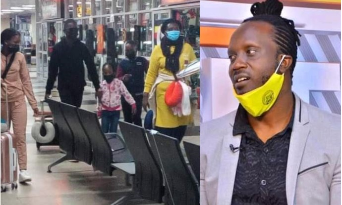 Bebe Cool On Hot Spot For Sharing Private Info About Bobi Wine's Children